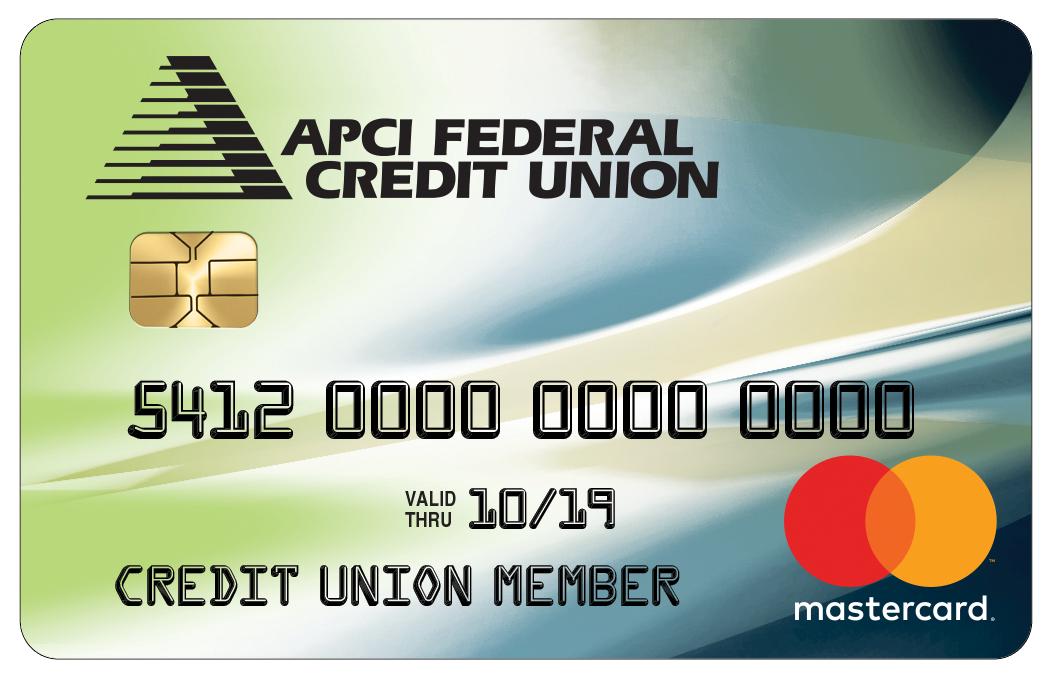 Mastercard® - APCI Federal Credit Union